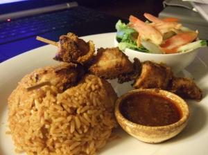 Ghanaian_Chicken_Kebab_with_Ghanaian_Peppers_and_Ghanaian_Jollof_Rice_(Ghanaian_Cuisine)