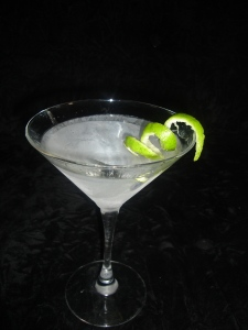 The_perfect_martini